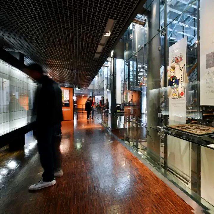 Image for the Tweet beginning: Le #Musée est de nouveau