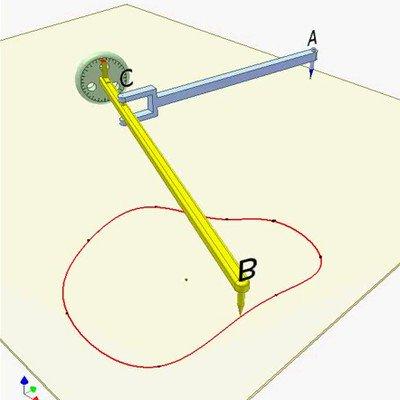 Polar Planimeter