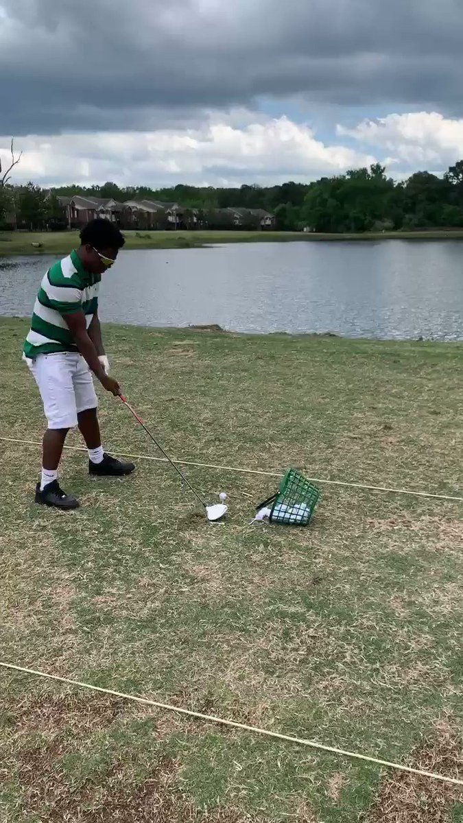 After a long talk on the phone with @TigerWoods I have decided to quit all sports and pursue my dreams in Golf #Dont respect my decision because I'm not being serious at all pic.twitter.com/by6b8IGGF5