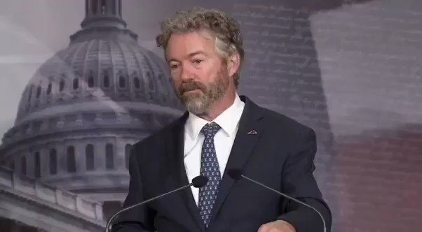 Rand Paul: 'Vice President Biden is guilty of using government to go after a political opponent'
