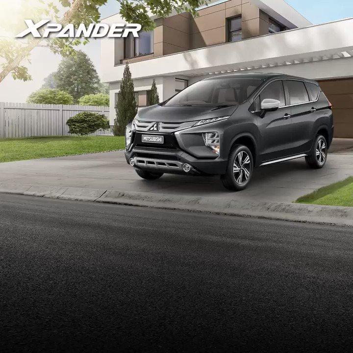 Miliki segera Mitsubishi Xpander dengan tampilan lebih tangguh. Dapatkan penawaran menariknya untuk kamu yang #DiRumahAja mulai dari, Gratis Asuransi, Bunga 0%, dan promo trade in hingga Rp. 5 Juta.  Kunjungi  *(S&K berlaku)  #MitsubishiMotors