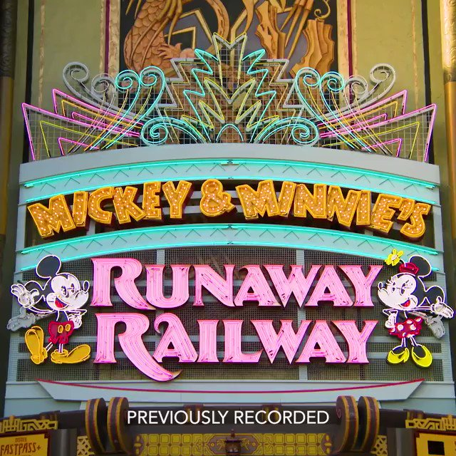 ADVERTISEMENT Experience @waltdisneyworld magic at home with a zany cartoon AR game inspired by the brand new attraction, Mickey & Minnie's Runaway Railway: Adventure Kit—only in #DisneyNOW 🚂🛤🚘 #DisneyMagicMoments #MouseRulesApply © 2020 Disney.