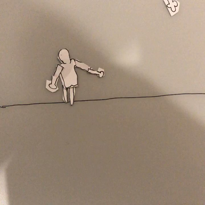 One of our pupils has been working on his stop motion animation