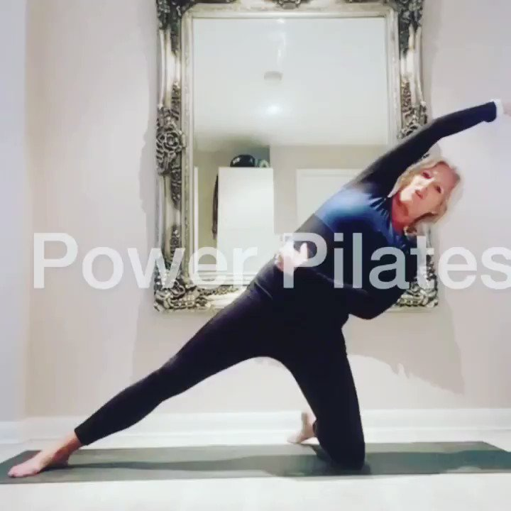Power Pilates  Tomorrow 10am  Dynamic Pilates is an innovative, results driven 20min live session with Sandy that will tone, sculpt and strengthen your body. #powerpilates #powerpilatesuk #successwithsandy #dynamicpilatespic.twitter.com/V7rJYsYSM4
