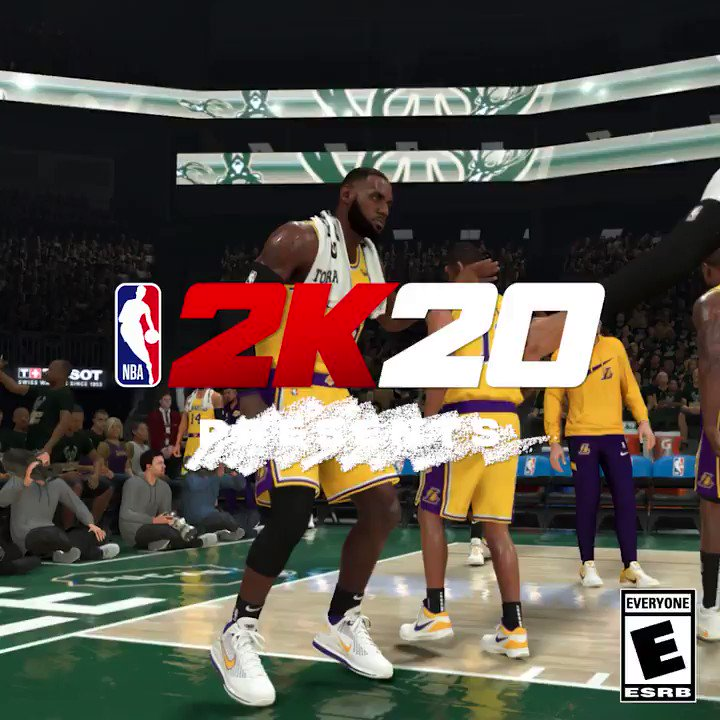 The Lakers are the #2KSim champs 🔮 Facts IRL? https://t.co/JbH68DSKEs