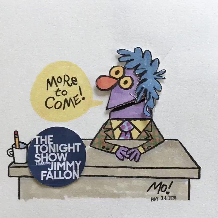 MO TO COME! Such fun w/ @jimmyfallon on @FallonTonight! The clip is here: nbc.com/the-tonight-sh…