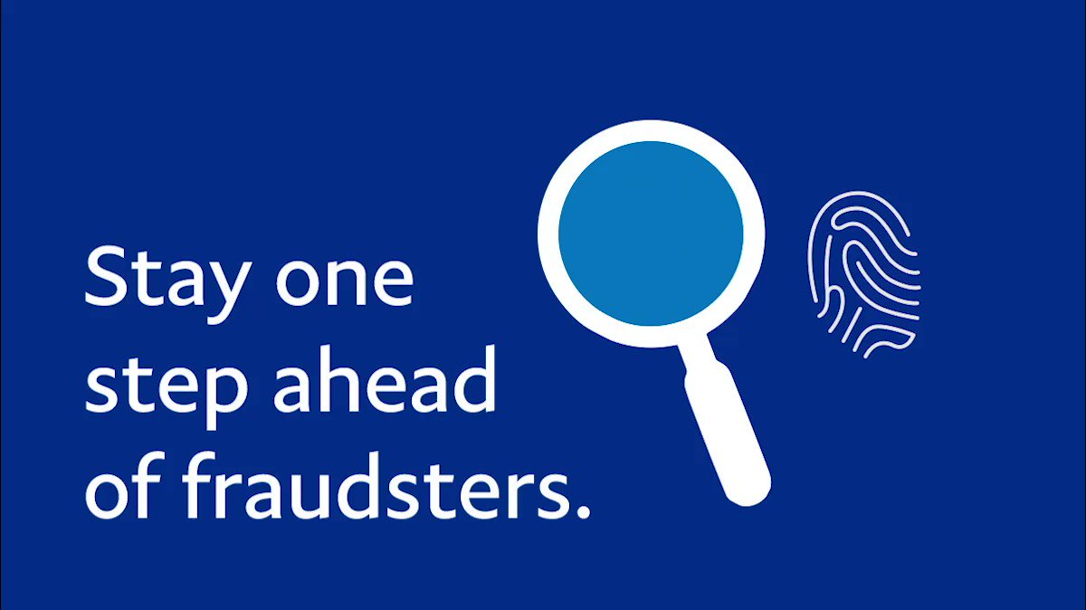 Image for the Tweet beginning: Protect yourself from #Fraud with