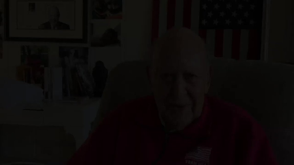 This is by far the most important message to date that I have ever been involved in & at 98 yrs old that's saying something... call Mitch McConnell @ (202) 224-2541 and tell him: VOTE BY MAIL and support  Please WATCH the :57 sec video & re re re retweet!