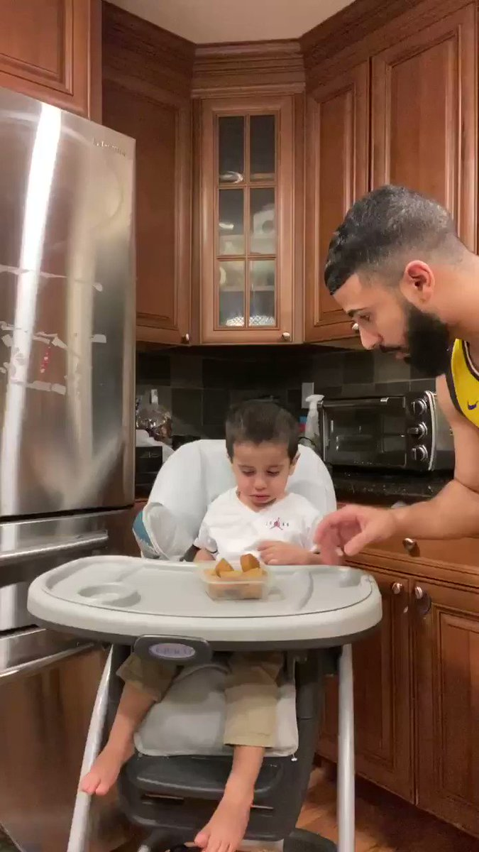 Tried doing the snack challenge on Ali but I guess those little bites were his favorite snacks 😂💖 #WhyHeCryingLikeHeSawAGhost #ArabBabiesAreLoudAF #LookinLikeCaillousLilBro #AdamSaleh