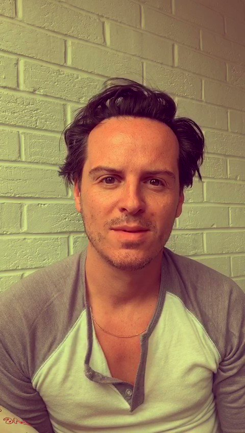 A personal announcement from #AndrewScott for all #SeaWallFilm fans – Thanks for an amazing few days from the Sea Wall team … with plenty more to come! #FREESEAWALL