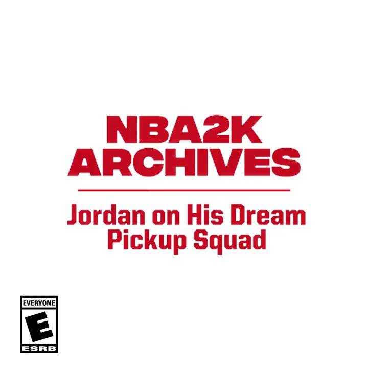 Who's on MJ's all-time pickup squad? 👀 https://t.co/fHlbrn1SpQ