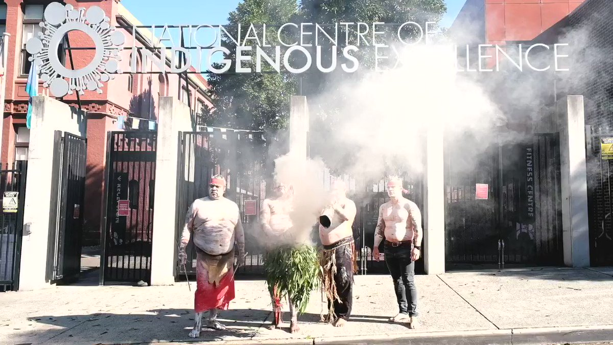 The @IndigenousDX Virtual Gathering kicked off today with a live streamed Smoking Ceremony and Welcome thanks to @koomurridancers. All 30 participants from across 11 communities joined in for an innovative online experience. Too deadly! ❤️💛🖤 #IndigenousExcellence