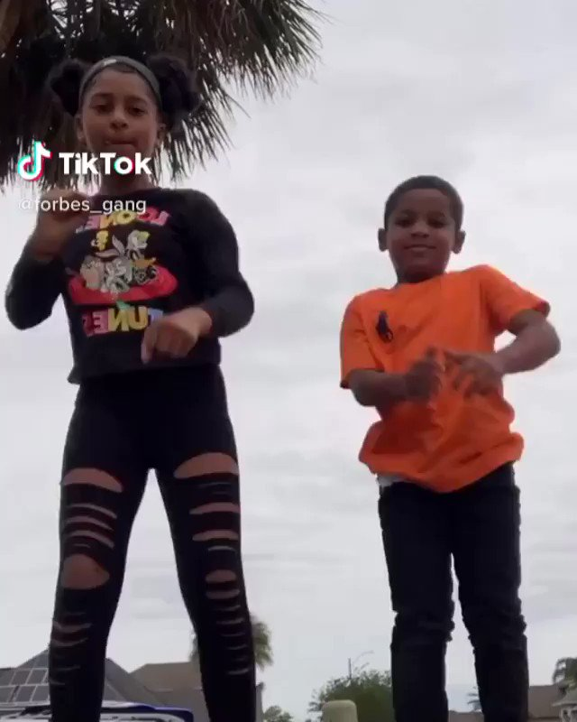 Lil man got it 😆 [Via TikTok/forbes_gang]