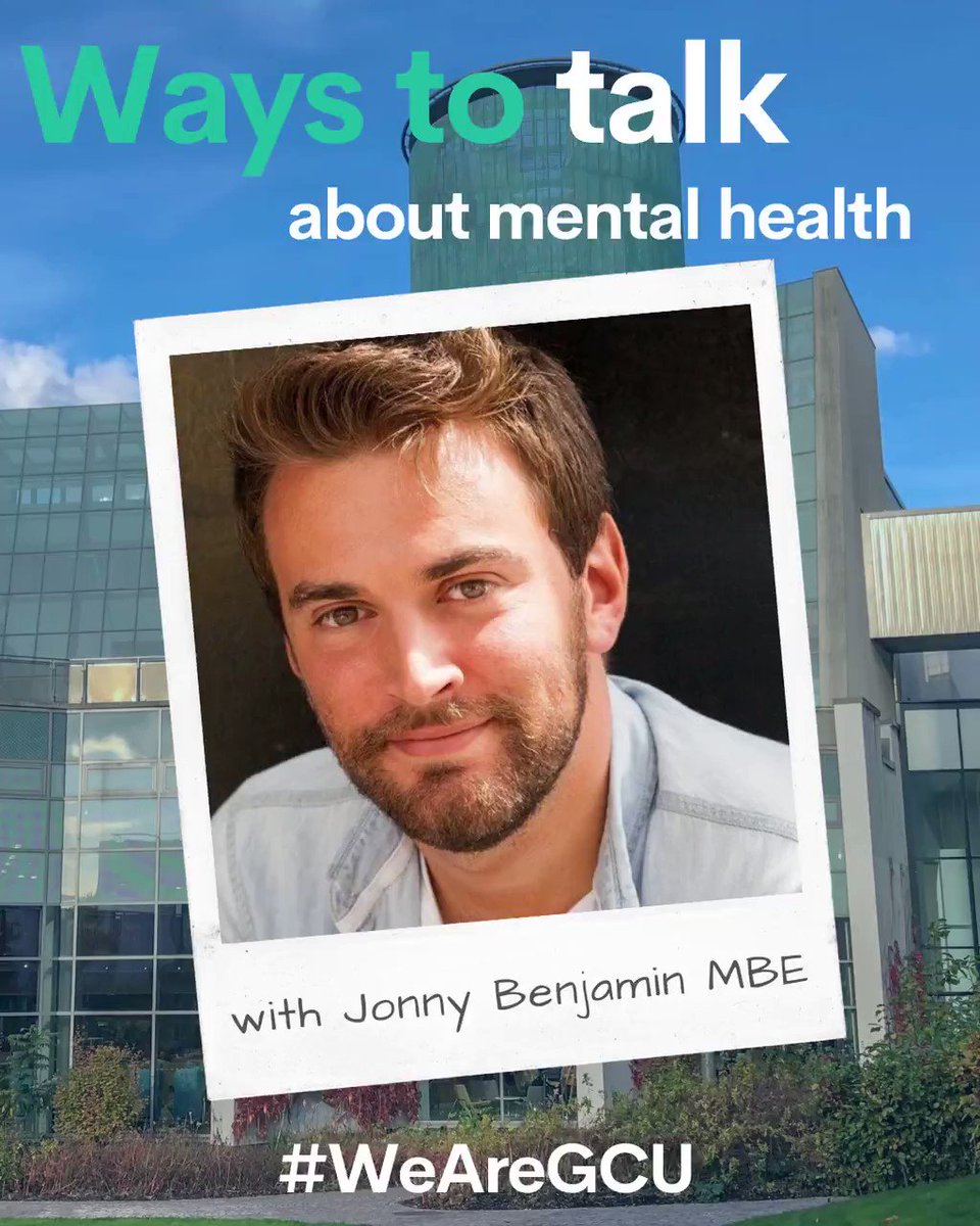 Award-winning mental health campaigner @MrJonnyBenjamin shares his advice on how to communicate and stay in touch with each other through this difficult time.💙 #MentalHealthAwarenessWeek Be sure to tune in to our live talk with Jonny tomorrow at 4pm👉 bit.ly/2zVNwoD