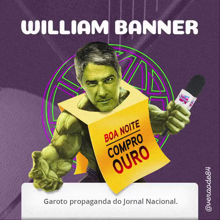 Boa noite  ⠀ #williambonner #globo #reporter #noticia #plantão #colagem #collageart #collage #photoshop #comedia #engraçado #morrerderir #globolixo #globodeouro #humor #meme #aleatorio #vemverao #voltaverao #overaovoltou #veraode84pic.twitter.com/JeybM92Ryi