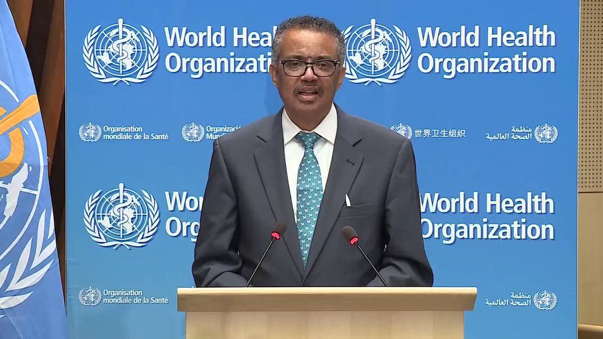 """ICN President @AnnetteMKennedy on State of the World's Nursing Report: """"It is a roadmap to a better future as @WHO @DrTedros says, but will only make a difference if govts invest in the #nursing workforce, and optimise #nurses' contributions to #healthpolicy & #healthservices."""""""