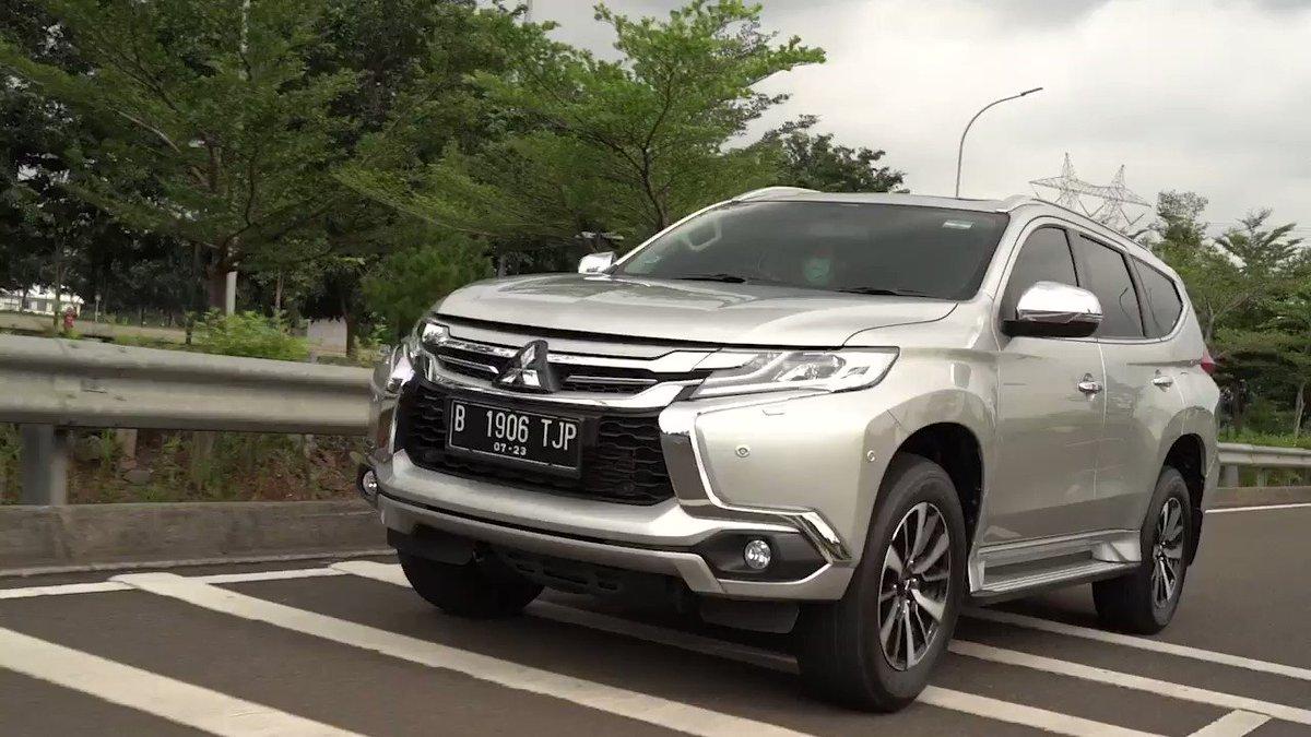 Fitra Eri suka sekali dengan fitur adaptive cruise control dari Mitsubishi Pajero Sport, kira-kira apalagi ya fitur unggulannya? Yuk, simak review selengkapnya hanya di channel Youtube Mitsubishi Motors Indonesia.  #MitsubishiMotors