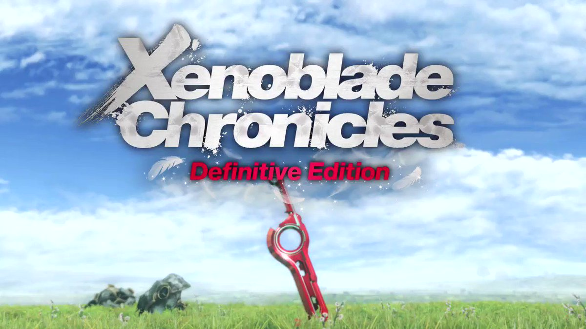 🔊 Engage the Enemy? Check. Remastered? Check. Electric guitar? Check, check, check!   #XenobladeChronicles