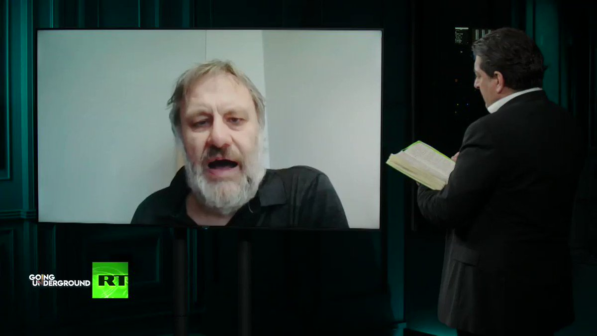 My main target is Trump and Bolsonaro. These are todays war criminals, they are consciously undermining the health of their own people -World-famous communist philosopher Slavoj Zizek WATCH HERE: youtu.be/XyiXYDw9P70