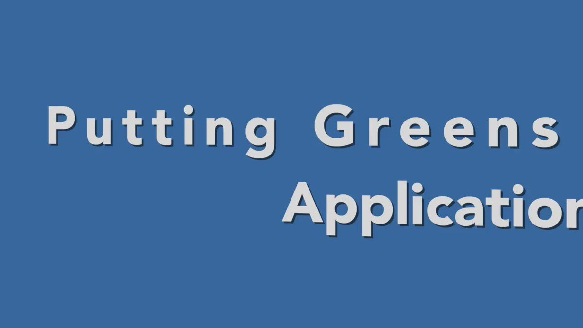 Image for the Tweet beginning: #Aerating, #topdressing & #amending in