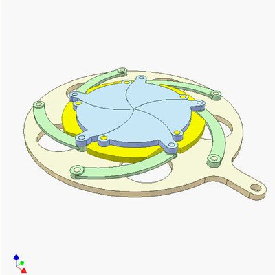 Diaphragm Shutter