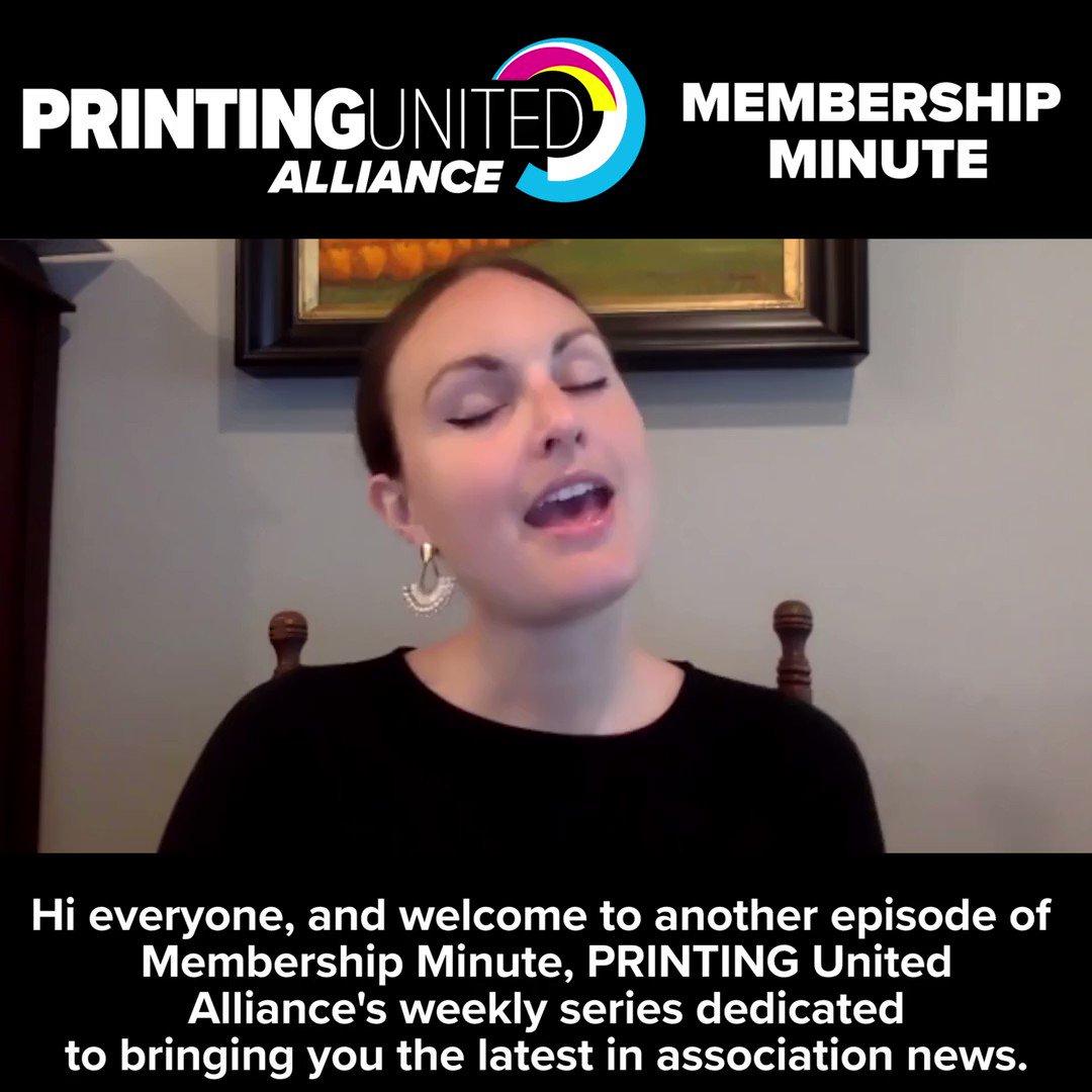 Image for the Tweet beginning: In this week's #MembershipMinute, we