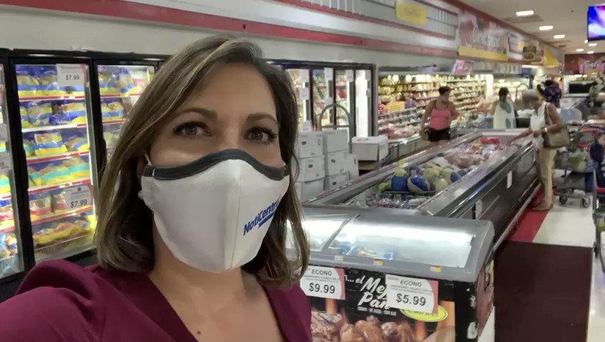 ¿Estás pagando más por la compra en el supermercado? @CelimarAdames te explica por qué en la Edición Estelar de NotiCentro desde las 4pm | wapa.tv/noticias