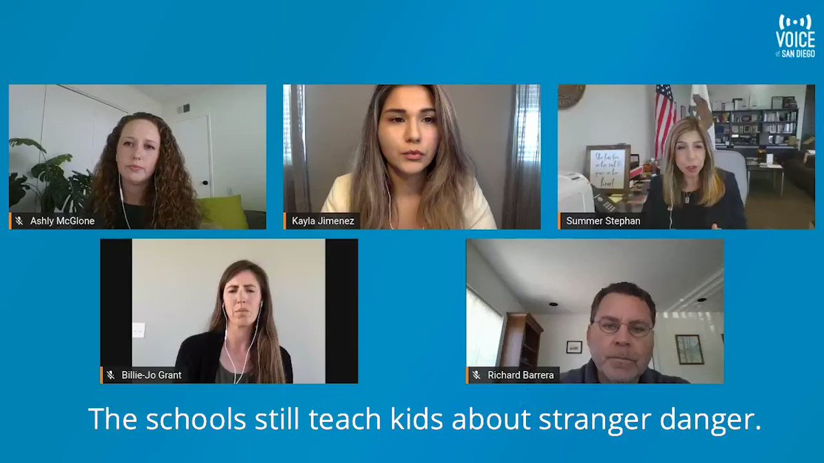 ICYMI: We held a virtual town hall last week on student safety in the age of online learning. Watch the full discussion here: https://www.voiceofsandiego.org/investigations/school-sexual-misconduct/protecting-kids-during-the-rise-of-online-learning/…pic.twitter.com/mYfMDzJ2uo
