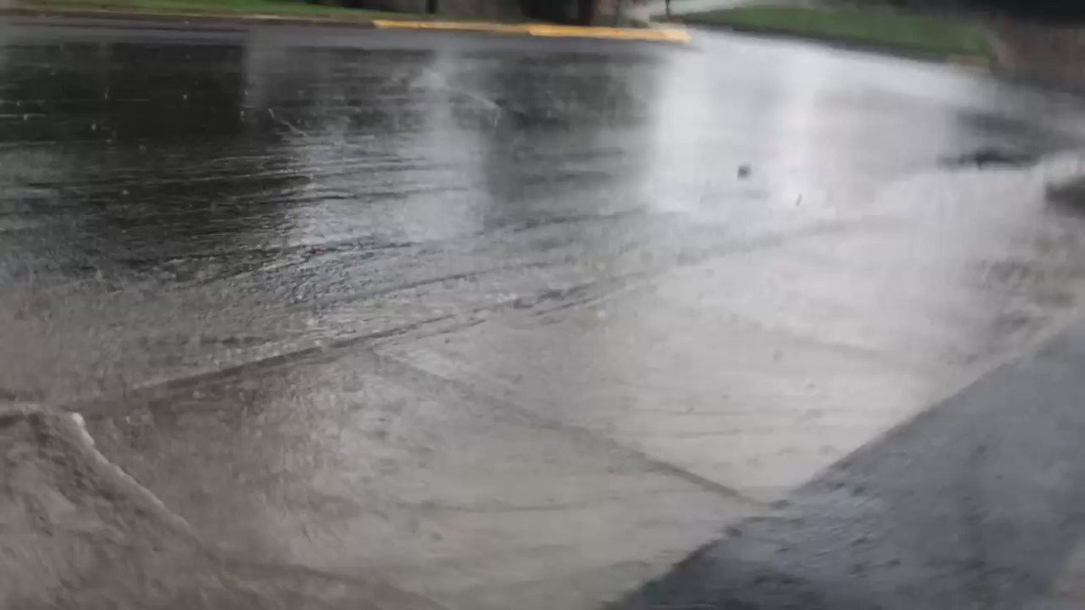 Montana rainstorms...