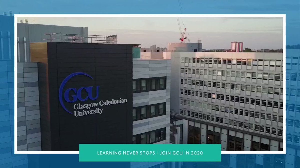 We appreciate the ongoing coronavirus crisis may be unsettling at the moment, but don't put your life on hold, you can still start your studies at GCU this year. 😃📚 #JoinGCU2020 📲 Find out more here: bit.ly/2TpsDsV