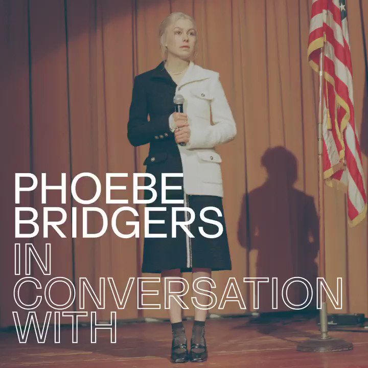 We're kicking off the bank holiday weekend early, as tonight our Summer cover star @mescal_paul will be in conversation with singer-songwriter #PhoebeBridgers ✨ Join us tonight at 8PM (BST) on our Insta – you don't want to miss this! #NormalPeople