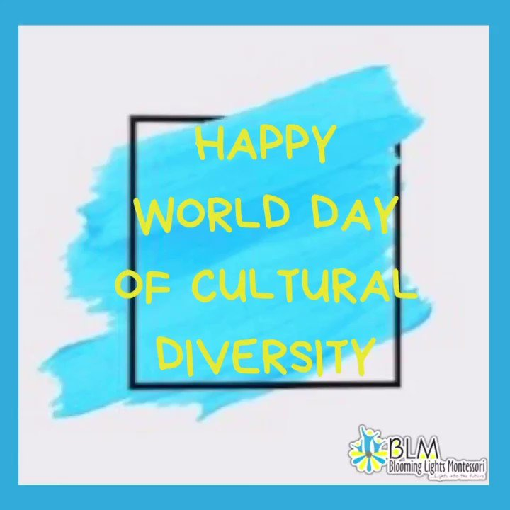 Even in our diversity, we're still one ⁣ ⁣ Happy world day of cultural diversity ⁣ ⁣ #culturaldiversity #unity #creche #nursery #elementary #montessori #schoolsinlagos #schoolsinomole #bloominglightsmontessori #lightsintothefuturepic.twitter.com/U3N1LA51Zt