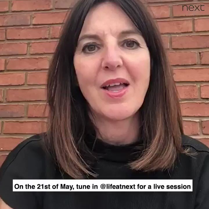 1hr to go until Ill be LIVE on Instagram - at lifeatnext Join me and Claire Kershaw, @nextofficial Health+Wellbeing Lead. Discover our tops tips, advice, and how we are #BringingTheKindness during these unusual times. ~ Terry #MentalHealthAwarenessWeek @lifeat_next