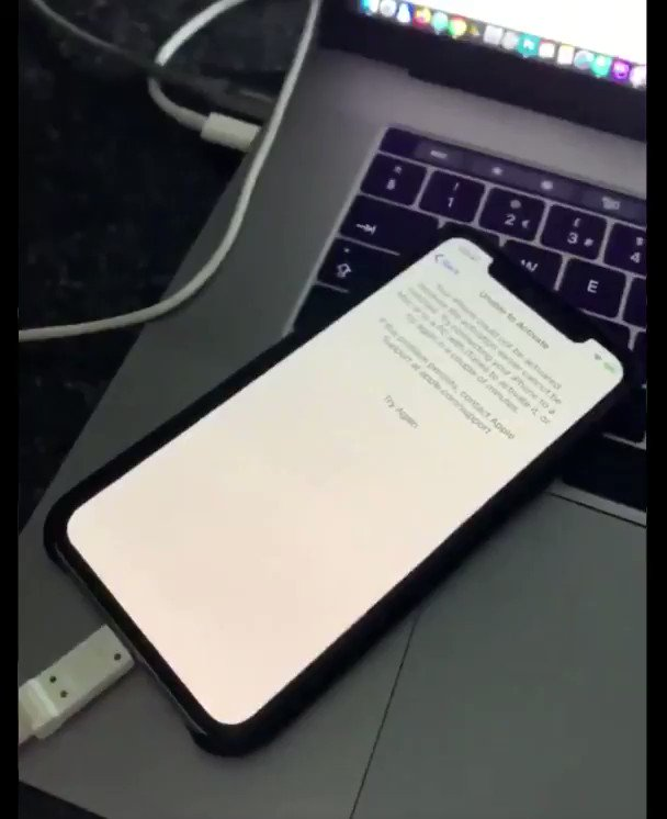 activateBX experimental project that can change any iPhone serial number with a new Serial and activate as new device (amazing project this is real) https://myicloud.info/activatebx-can-change-any-iphone-serial-number-with-a-custom-or-new-serial-checkra1n/…  #checkra1n #serialnumber #iphonex pic.twitter.com/KRWXvvt0M9