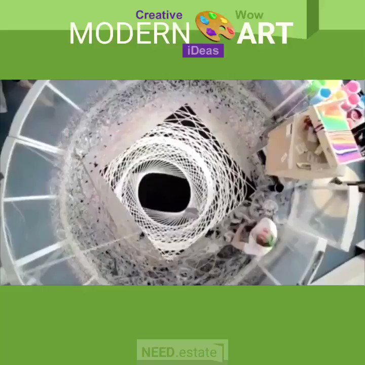 Modern  Art #art #arty #artworks #artes #obradearte #artecontemporaneo #artcontemporain #artecontemporanea #藝術 #當代藝術 #современноеискусство #فن #contemporaryart NEED estate ™? Find it. Herepic.twitter.com/EOFT6oCGLL