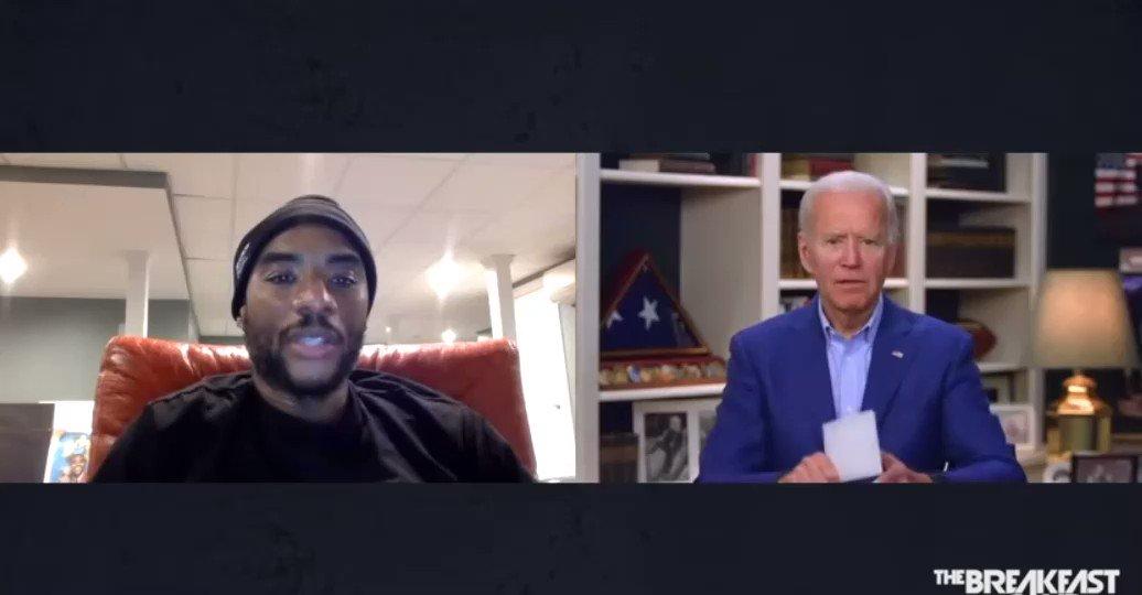 @JohnnyAkzam's photo on BE Joe Biden