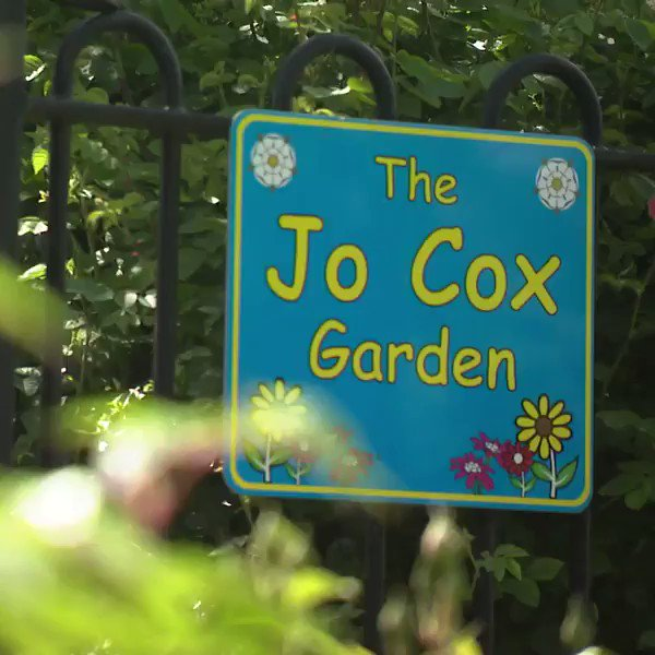 The Great Get Together in memory of the late MP Jo Cox WILL go ahead virtually on June 19-21 and the community work has begun with a donation of plants intended for the Chelsea Flower Show #RHSChelsea @great_together @moreincommonB_S @heckmondwikepri