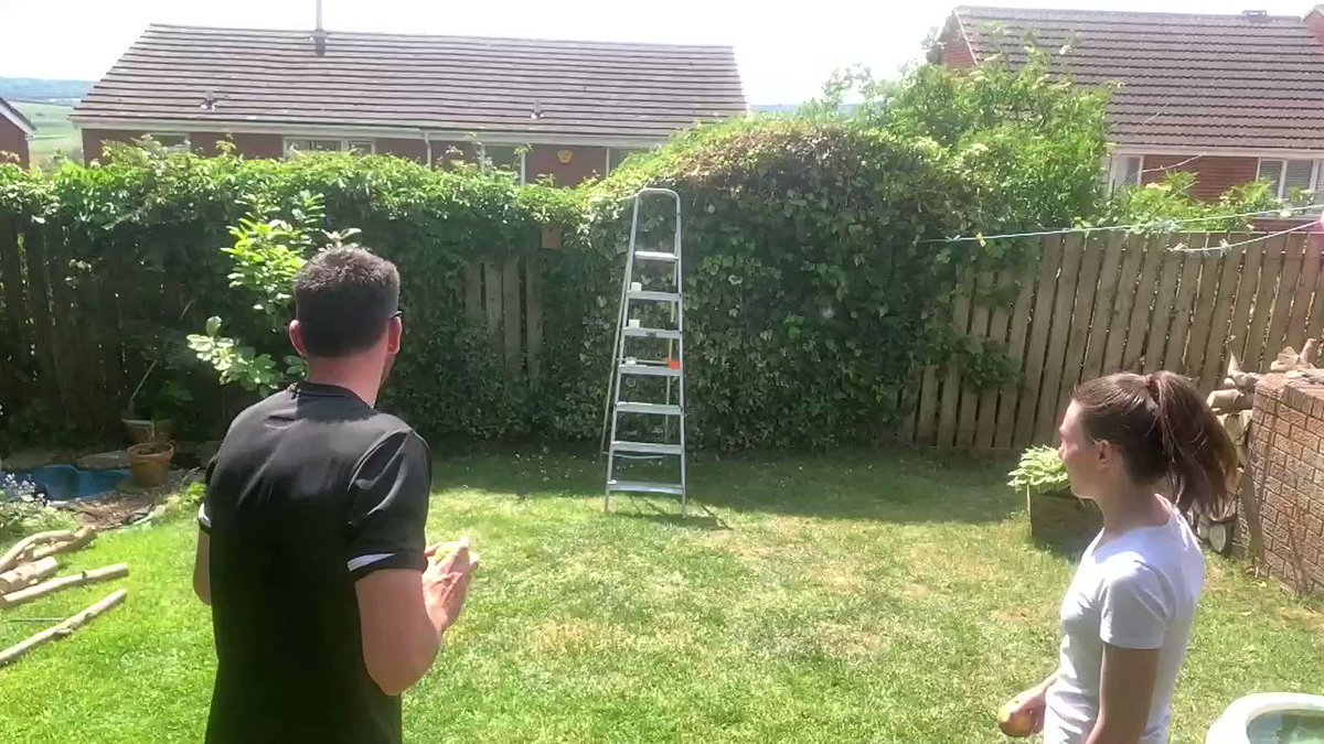Here's today DIY Physical Activity- Ladder Toss! #PhysicalEducation #StaySafepic.twitter.com/62TUtbiNYp