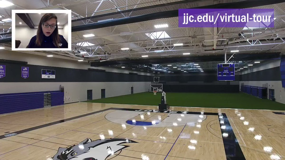 Let our JJC students guide you through campus – virtually! From Main Campus in Joliet to extended campuses, we'll walk you through our buildings and support offices. Register now, and when we return to campus you'll know where to go, jjc.edu/future. #takecontrolatjjc