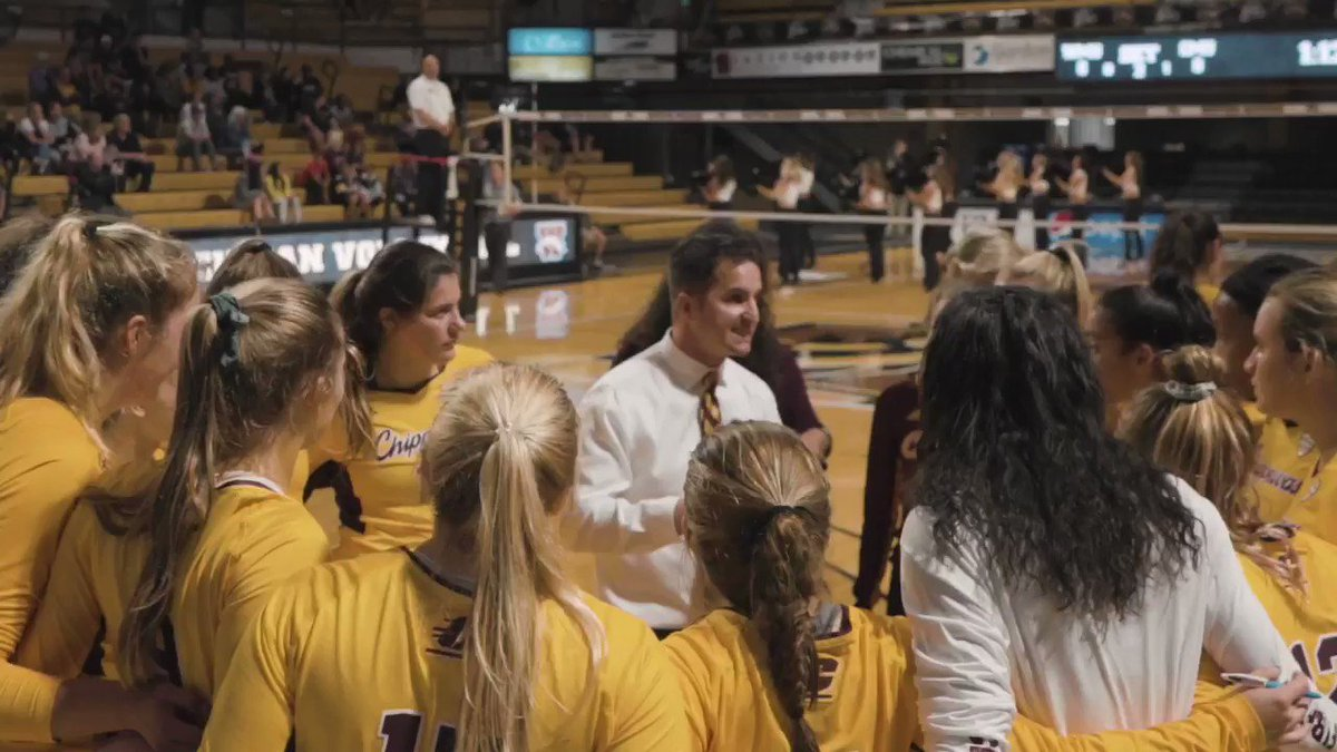 Another Friday, another video to get you hyped for the 2️⃣0️⃣2️⃣0️⃣ CMU 🏐 season‼️  #FireUpChips 🔥⬆️🏐 || #FireUpFriday