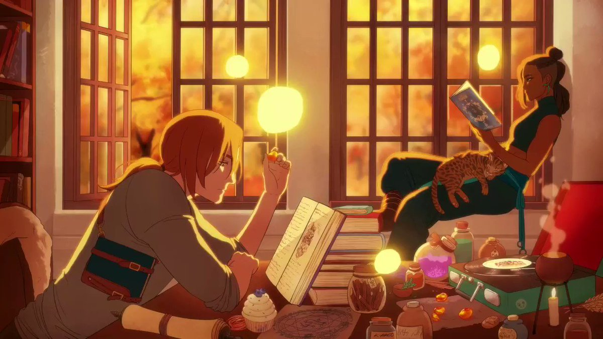 first of all, beau is hot as fuck. second of all, beau petting frumpkin is the cutest thing in the world. and lastly, PROFESSOR THADDEUS?! https://t.co/UuO7nUnOWe