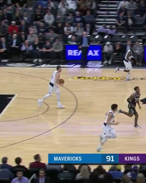 """""""Get a load of this."""" ⬇️  @luka7doncic   #MFFL https://t.co/xP8IIRiSWV"""