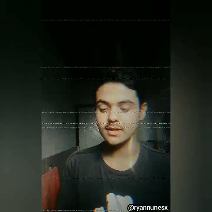 RT @Aloha_Ryann: Ryan Nunes| (cover Deixa Alagar - Grupo Intimistas)  #ExNoPrimeVideo #LiveDaPabllo #Maisa18 https://t.co/AwT1VlxbG7
