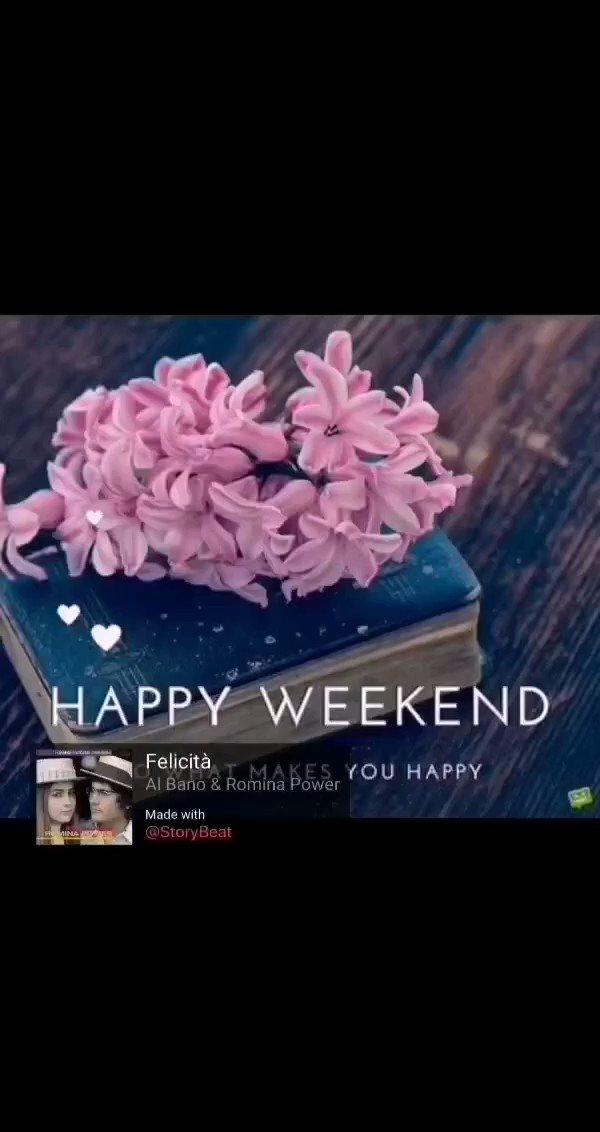 Feliz finde! Happy weekend! #FelizSabado #FelizFinDeSemana #HappyWeekend #felicita pic.twitter.com/nWV9S9DfhH