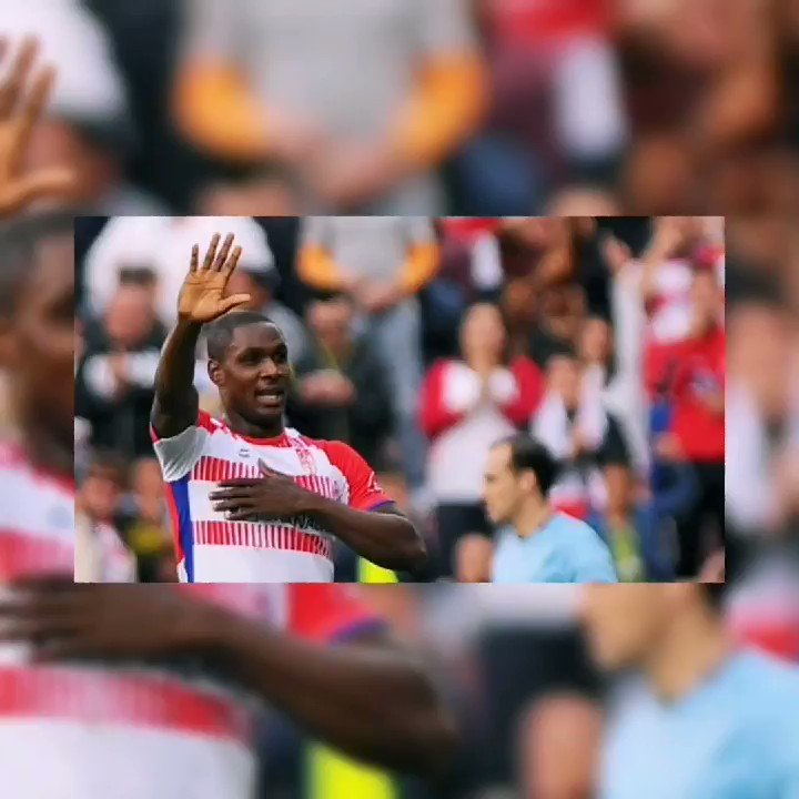 On This Day 10 Years Ago, History Was Made  #ighalo #granada pic.twitter.com/wyltw0iplU