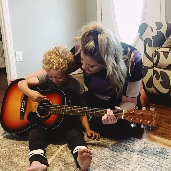 AcCHORDing to me, there's nothing quite like family STRINGS. I couldn't PICK a more perfect video to show how I'm feeling. For the first time in a long time, I'm Doin' Fine. For the first time in months, I am at total peace. I couldn't love this video or my nephew, Bentley, more!