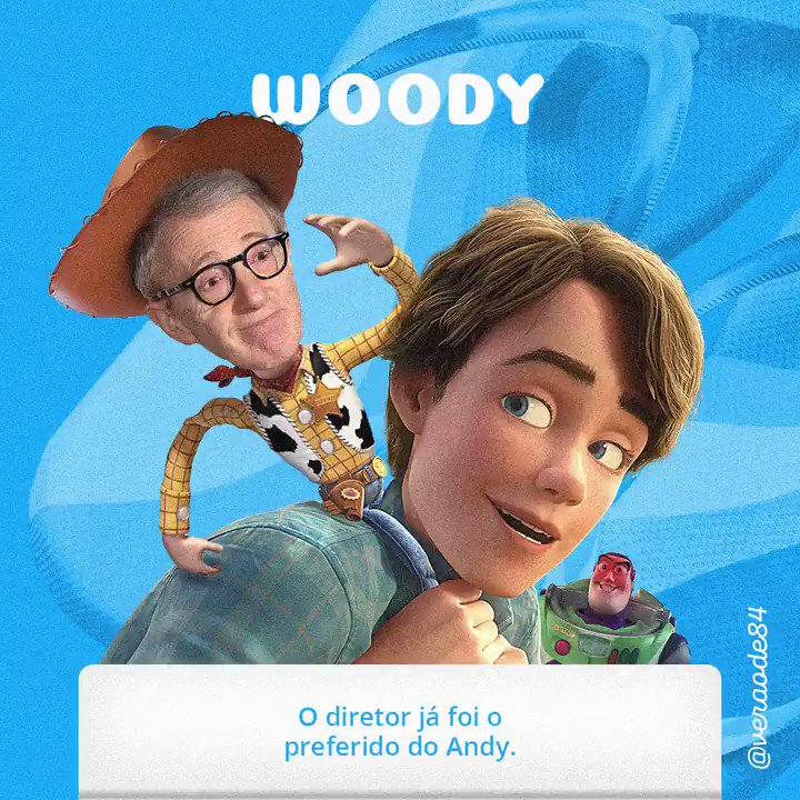Aclamado por cults e #hipsters, teve seu sucesso no velho old oeste west.  ⠀ #toystory #pixar #disney #woodyallen #hollywood #velhooeste #temumacobranaminhabota #bangbangcon #colagem #collageart #collage #photoshop #comedia  #humor #meme #aleatorio #vemverao #veraode84pic.twitter.com/yeW8x5eBFx