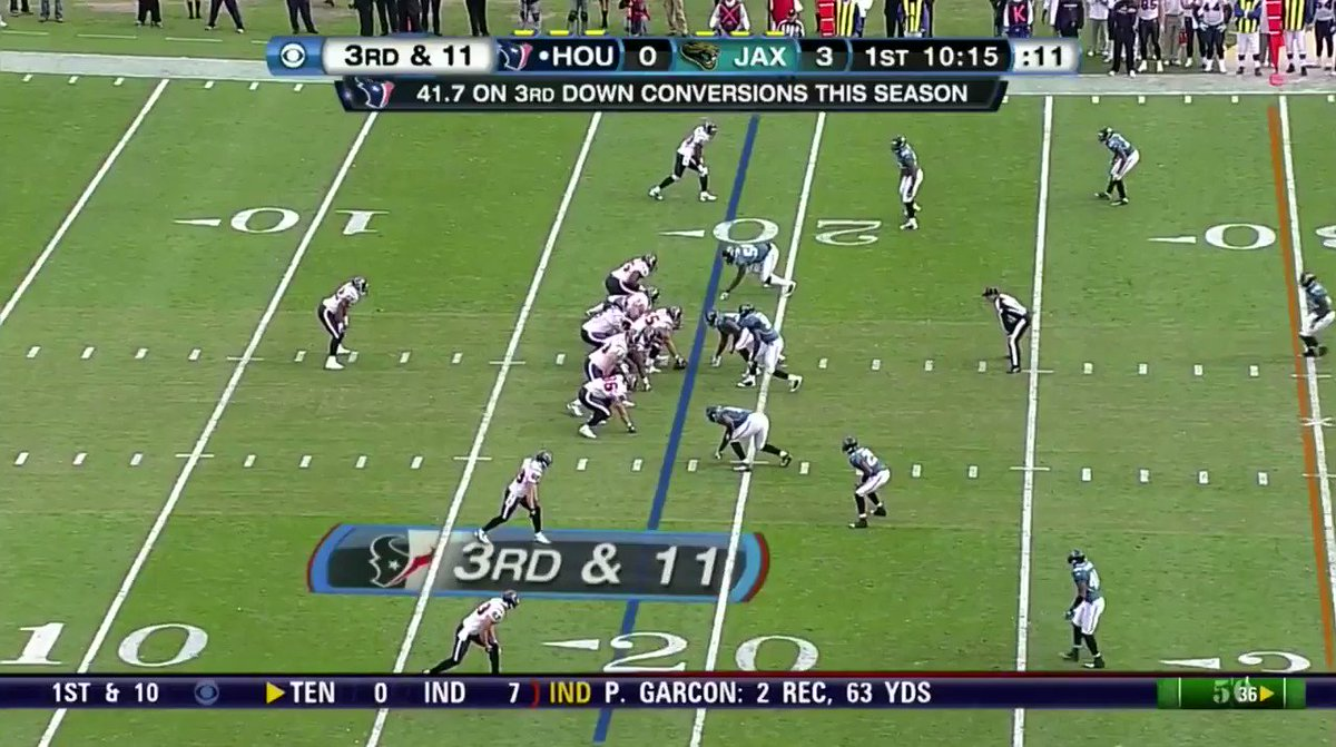 @rodger This...definitely wasnt thrown to Andre Johnson
