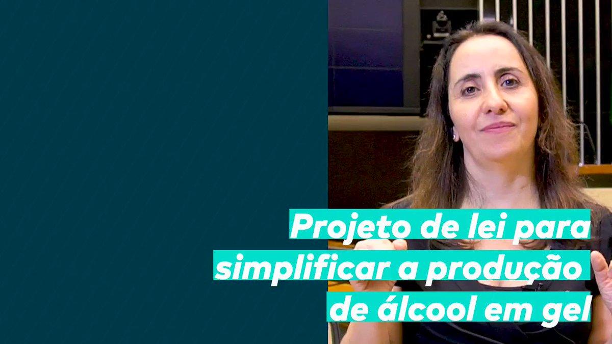 Adriana Ventura protocola PL 747/2020 para simplificar a produção do álcool em gel