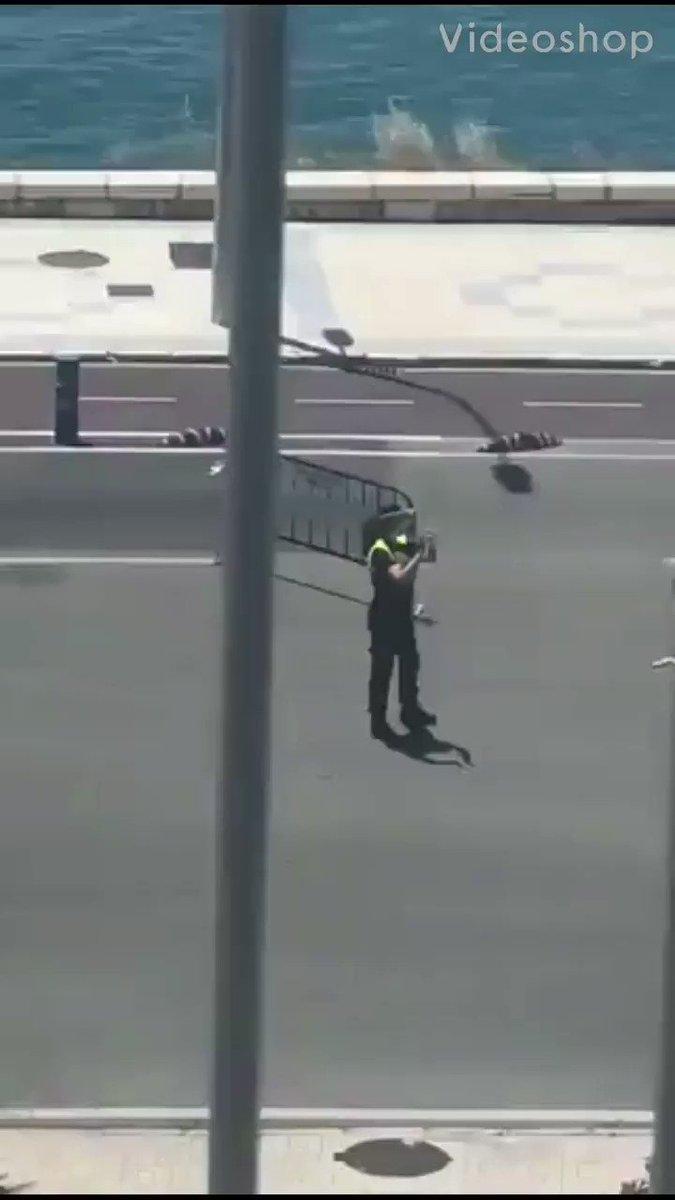 La policía del régimen capítulo 2 #ElVirusSoisVoxotros